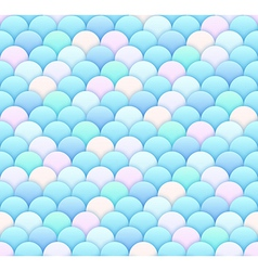 Light Scale Seamless Pattern vector image