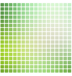 Light green shades rounded mosaic background over vector