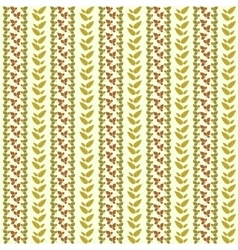 Plant vertical seamless pattern background vector