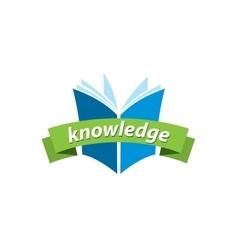 Logo knowledge vector