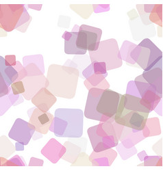 Repeating abstract geometric square pattern vector