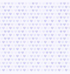 Violet heart pattern seamless background vector