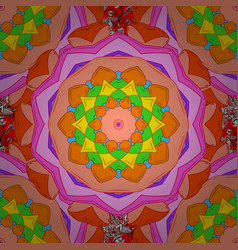 Abstract colors picture vector