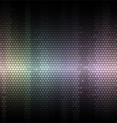 vector abstract background rainbow vector image vector image