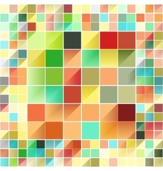 Beautiful colorful grid vector
