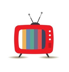 Tv retro vector