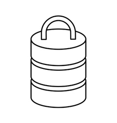 Data server computer information hardware line vector