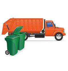 Cargo truck concept 13 vector