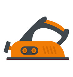 Jack plane icon isolated vector