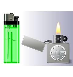 Lighter vector