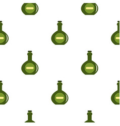 Bellied bottle pattern seamless vector