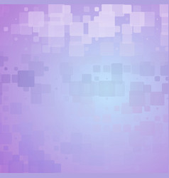 Purple violet turquoise glowing rounded tiles vector