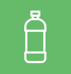 Detergent bottle vector