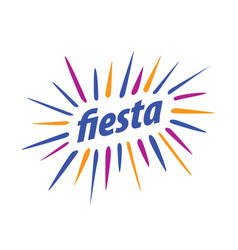 Holiday logo vector