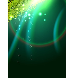 Shiny wave background vector