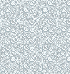 circles seamless background vector image