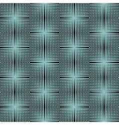 Seamless pattern Repeating geometric texture vector image