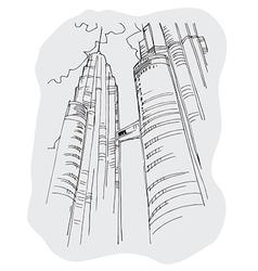 City 1 vector