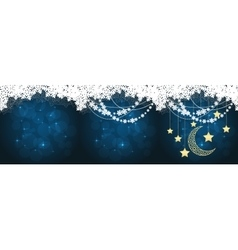 set of christmas cards vector image