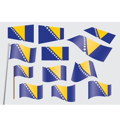 Bosnia flag2 vector
