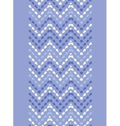 Purple drops chevron seamless pattern background vector
