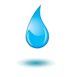 water drop s vector image vector image