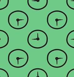 Clock patterned background vector