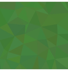 Conception of triangle wallpaper Trendy Polygonal vector image vector image
