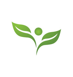 Ecology nature element icon vector