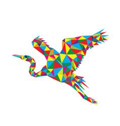 Geometric heron vector