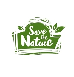 Save the nature label vector