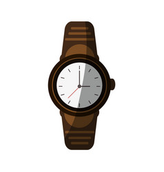 Modern design watch icon image vector