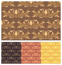 Batik pattern vector