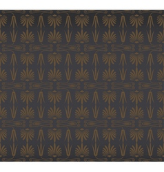 semless patterngreece flowers vector image vector image