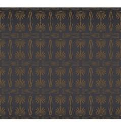 semless patterngreece flowers vector image