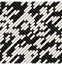 Black white diagonal lines geometric vector