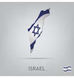country israel vector image