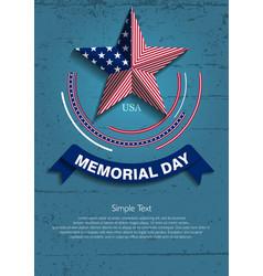 Memorial day7 vector
