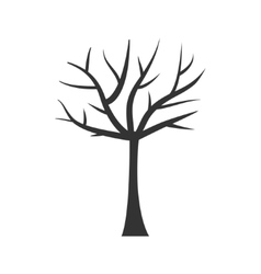 Tree trunk silhouette tree branch plant clip art vector