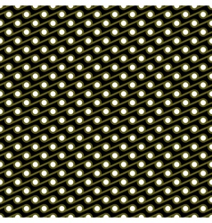 seamless patterngreece waves vector image