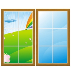 Field window vector