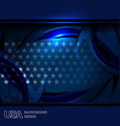 Usa texture background vector
