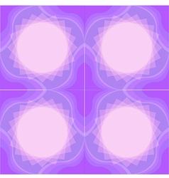 Seamless ornamental tile background vector image