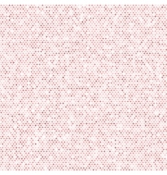 Halftone Pattern Red Dotted Background vector image vector image