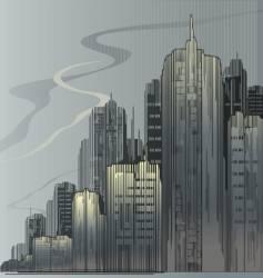 City urban vector