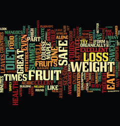 For a safe weight loss try the gen diet part text vector