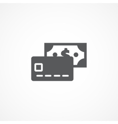 Payment icon vector image vector image