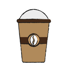 coffee icon image vector image