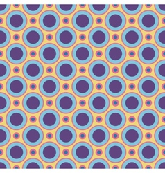 Colorful crazy seamless patterns tiling vector image