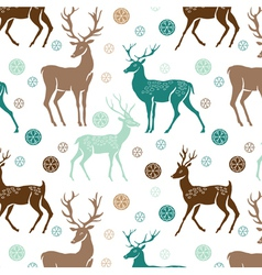 Deer wallpaper vector